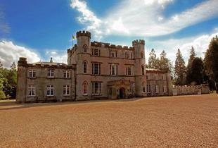 £109 (at Melville Castle) for a 1-night stay for 2 including breakfast and a 2-course dinner - save up to 33%