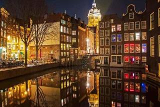 From £79pp instead of up to £110.73pp (from Tour Center) for a 2-night Amsterdam break including flights - save up to 29%