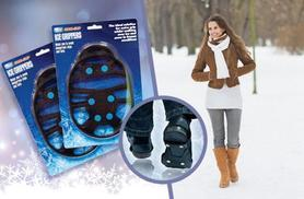 £4.99 instead of £12 (from Urshu) for 2 pairs of snow shoe grips - get a grip & save 58%