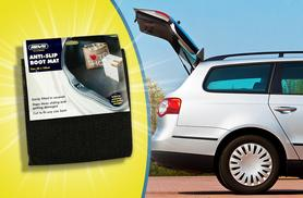 £5 instead of £19.99 (from Allboxed-up.com) for an 80cm x 100cm anti-slip protective car boot mat - save 75%
