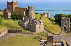 £34 instead of £79 for a luxury Leeds Castle, Canterbury & Dover coach tour with Luxury Travels and Tours - save 57%