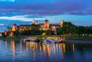 From £89pp (from Clear Sky Holidays) for a two-night 5* Krakow stay including flights, or from £119pp for a three-night stay - save up to 44%
