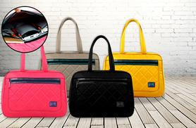 £16 instead of £37.90 (from TagsBags) for a Maisie laptop handbag in a choice of 4 colours - save 58%