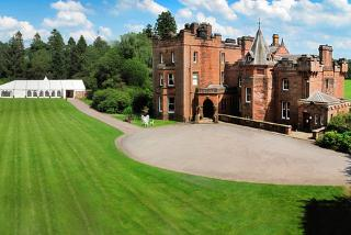 £69 (at Friars Carse Hotel) for a 1-night stay for 2 inc. dinner, Prosecco and breakfast, or £109 for 2 nights - save up to 44%