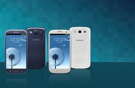 £139 instead of £250 (Smart Cherry Mobiles) for a grade B refurbished Samsung Galaxy S3 - choose from 2 colours & save 44% + DELIVERY INCLUDED!