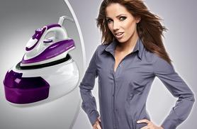£49.99 instead of £79.99 for a 3000W efbe-schott steam iron from Wowcher Direct - save a steamy 38%