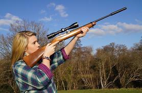 £9 for a 1-hour air rifle experience, £12 for a 1-hour archery experience or £19 for both at Unlimited Madness, Nottingham - save up to 50%