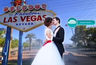 From £999pp (from WorldChoiceSports) for a seven-night Las Vegas wedding trip including return flights, accommodation and a choice of four wedding packages!