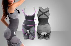 £8.99 instead of £119.99 (from Bluebell Retail) for a bamboo charcoal microfibre 'body shaper' - save 93%