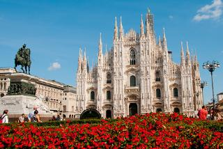 From £69pp (from Weekender Breaks) for a two-night 4* Milan break with flights, or from £129pp for a three-night break, plus wine tasting option - save up to 43%