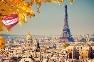 From £149pp (from Weekender Breaks) for a 2nt Paris break inc. Eurostar and breakfast with Valentine's option, or from £199pp for 3 nights - save up to 49%