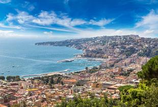 From £89pp for a two-night break in Naples, with flights and breakfast, from £139pp for three nights - save up to 37%