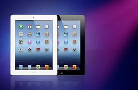 £219 instead of £349 (from ClickWrap) for a grade A refurbished iPad 3 16GB Wi-Fi - choose black or white & save 37%