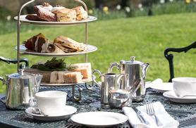 £15 for an afternoon tea for 2 at a choice of 10 locations nationwide from Buyagift