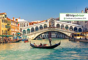 From £169pp (from Crystal Travel) for a 4-night Milan and Venice getaway including flights and train transfers - save up to 39%