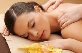 £34 for an up to 3hr pamper package including your choice of four treatments at Crown H&B Spa, Fulham - save 77%