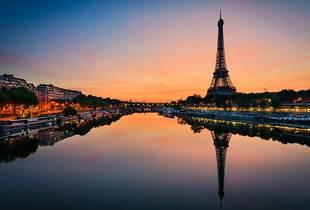 From £89pp for a two-night Paris break with flights, or from £159pp for three-nights - save up to 33%