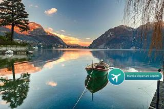 From £119pp for a two-night 4* Lake Como break with breakfast and flights, or from £169pp for three night, from £229 for four nights - save up to 29%