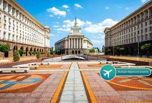 From £69pp for a two-night Sofia break including breakfast and flights, or from £109pp for three-nights - save up to 22%
