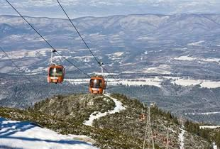 From £149pp for a three-night 4* half-board Bulgaria ski break with spa access and flights, from £199pp for five nights or from £229pp for seven nights - save up to 40%