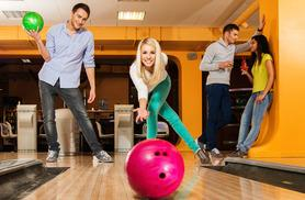 £9.99 instead of up to £41.20 for 2 games of bowling & shoe hire for 4 people at MFA Bowl - choose from 27 UK locations and save up to 76%!
