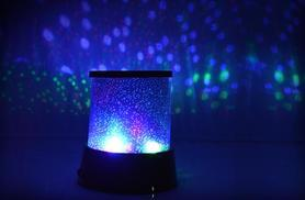 £5 instead of £14.99 (from Wowcher Direct) for an LED starlight projector - light up your home and save 67%