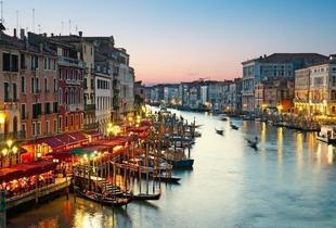 From £109pp (from ClearSky) for a 2-night Venice break inc. flights and a gondola ride, or from £139pp for 3 nights - save up to 43%