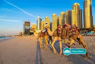From £999pp for three nights in Dubai and seven nights on an all-inclusive basis in Mauritius plus flights, or pay a £500 deposit today - save up to 22%