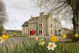 £39 (at the Richmond Arms Hotel) for an overnight Scottish Highlands escape for two with a whisky tasting, £59 for two nights or £79 for a three nights - save up to 48%