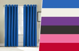 From £9.99 (from Groundlevel.co.uk) for a pair of thermal blackout curtains valid in 6 colours and a variety of sizes - save up to 86%