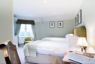 £79 for an overnight Wales stay for two with breakfast at The Swan at Hay Hotel, or £139 for two nights - save up to 37%