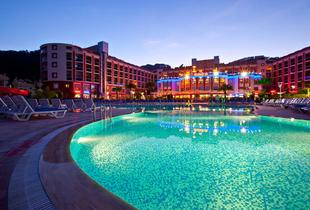 From £169pp instead of up to £219.48pp (from Major Travel) for a 4nt all inclusive Turkey break inc. flights, from £259pp for 7nts - save up to 23%