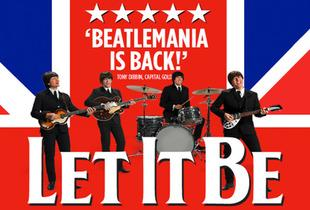 £109pp (from The Omega Holidays Group) for a 1-night stay at the 4* Thistle™ Euston plus a top-price ticket to see Let It Be at The Garrick Theatre