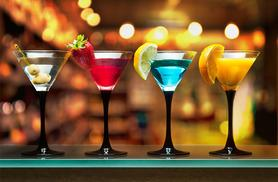 £9 instead of £25 for a 1-hour cocktail masterclass, 2 drinks and nibbles at Dice Bar, Croydon - save 64%