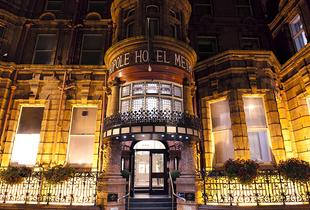 £99 (at The Met Hotel) for a 1-night Leeds stay for 2 inc. a 2-course dinner, wine and breakfast, or £179 for 2 nights - save up to 42%