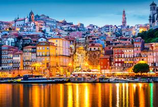 From £119pp (from Clear Sky Holidays) for a 3-night 4* Porto spa break inc. breakfast, flights, sea-view room & massage, from £199pp for 5nts - save up to 36%