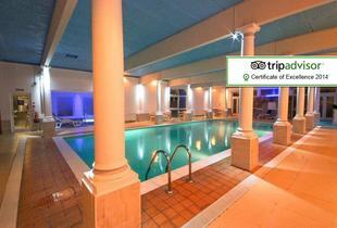 £59 (at The Penventon Park Hotel, Cornwall) for a 1-night stay for 2 inc. leisure access and breakfast, £109 for 2 nights - save up to 50%