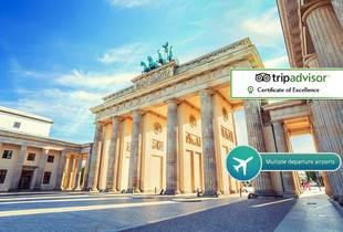 From £69pp (from Cheap Cost Holidays) for a two-night 4* Berlin break including flights, from £99pp for three nights - save up to 57%