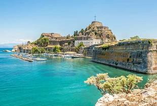 From £149pp for a three-night all-inclusive Corfu escape with flights, from £229pp for five nights, or from £279pp for seven nights - save up to 24%