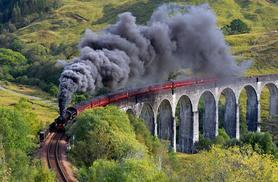£24 for a steam train experience for 2 people, £29 for a family of 4 with Activity Superstore - choose from 5 locations!