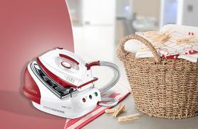 £59 instead of £169.99 (from Kitchen Gadgets) for the AEG DBS2300-U 2300W steam generator iron - save 65%