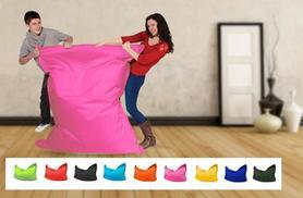 £39.99 instead of £109 (from UK Beanbags) for a giant 'Big Brother' beanbag in a choice of 9 colours, or £65.99 for 2 - save up to 63%