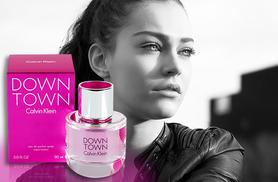 £24.99 instead of £60 for a 90ml bottle of Calvin Klein Downtown EDP from Wowcher Direct - save 58%