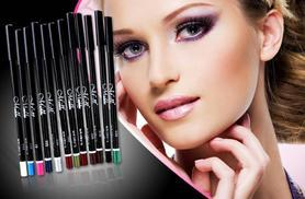 £8 instead of £59.99 (from Quick Style) for a 24-piece set of waterproof lip and eyeliners including a faux leather makeup pouch - save a smoldering 87%