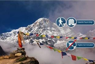 £399pp (from Mountain Kick) for a nine-day Annapurna Poonhill trek with selected meals and local guide - save up to 59%