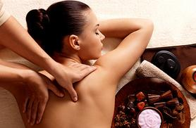 £16 instead of up to £45 for a one-hour full body massage at Ten Hair & Beauty, Edinburgh - save up to 64%