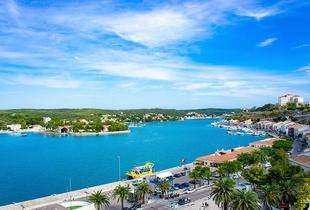 From £99pp for a three-night Menorca break with flights (from Worldwide Tours & Travel), from £159pp for five nights, or from £189pp for seven nights - save up to 52%