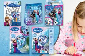 £6.99 instead of £14.99 (from Fancy Suits) for a 5pc Frozen colouring bundle - save 53%