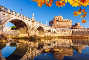 From £119pp instead of up to £158.21pp (from iFly) for a 2-night Rome break including flights and a tour, from £149pp for 3 nights or £179pp for 4 nights - save up to 25%