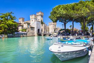 From £119pp instead of up to £148.61pp (from Weekender Breaks) for a 3-night Lake Garda break including flights and breakfast - save up to 20%